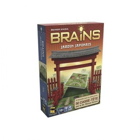 Brains Jardin Japonais - Box