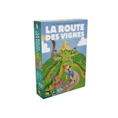 La Route des Vignes - Box