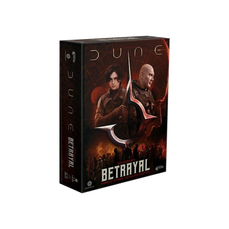 DUNE Betrayal - Cover Box