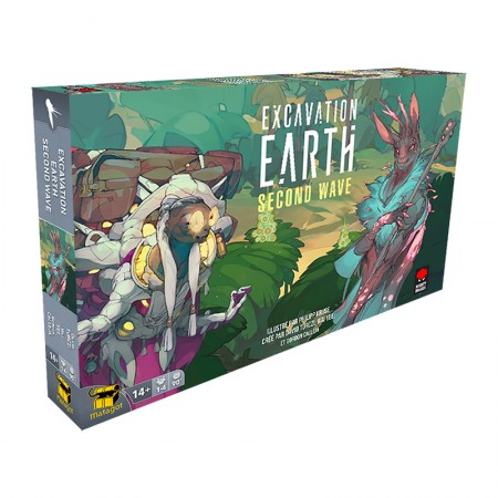Excavation Earth Second Waves - Box