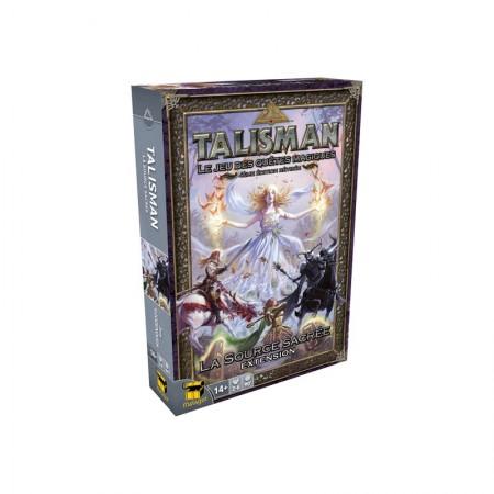 Talisman : La Source Sacrée - Box