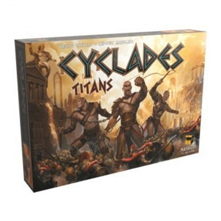 Cyclades - Titans - Box