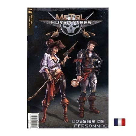 METAL ADVENTURES - Dossier perso