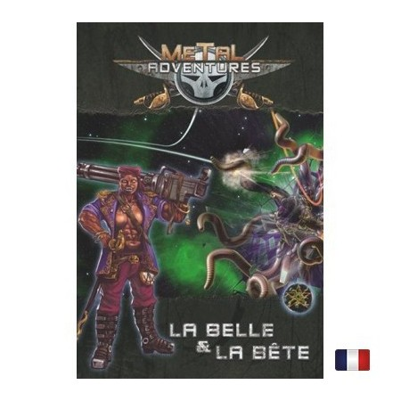 METAL ADVENTURES - La Belle et la Bête