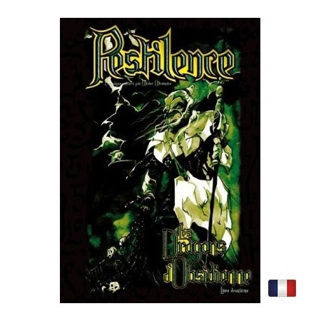 PESTILENCE - Les dragons d'obsidienne