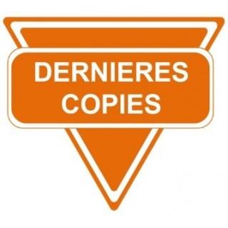 DERNIERS EXEMPLAIRES