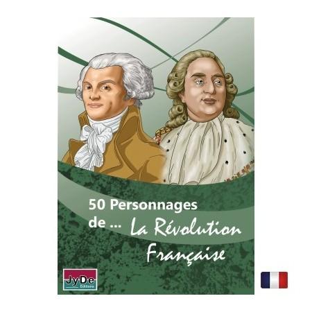 50 Personnages de La Révolution Française