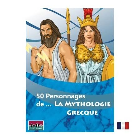 50 Personnages de la mythologie Grecque