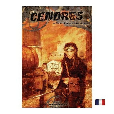 CENDRES - Ecran