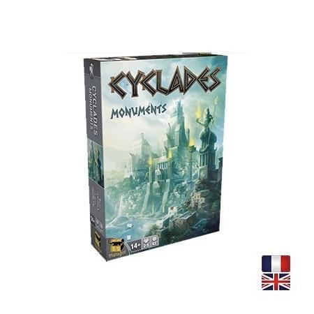 CYCLADES Monuments EN / FR