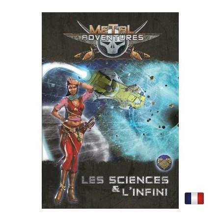 METAL ADVENTURES - Les sciences & l'infini