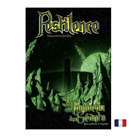 PESTILENCE - Le tombeau des géants