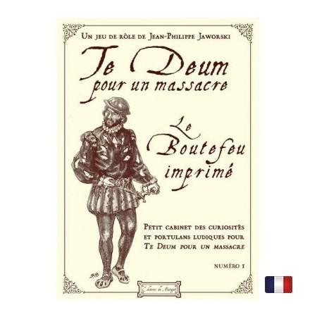 TE DEUM - Le boutefeu imprimé vol.1