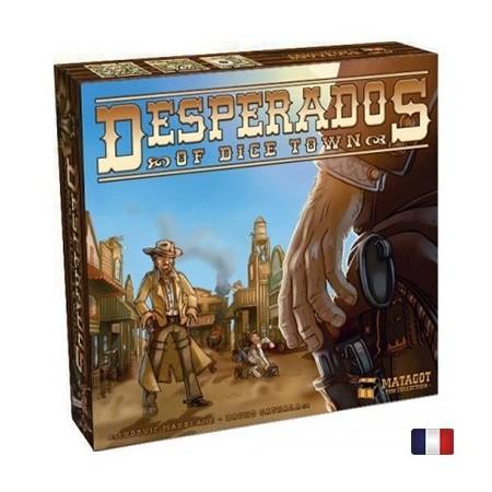 DICE TOWN Desperados FR